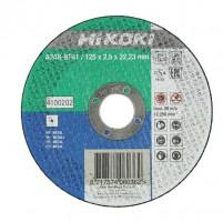 4100201 Tarcza do cięcia (METAL) 115X2,5 FLAT