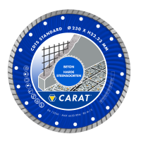 CDTS115300 CONCRETE TURBO CDTS STANDARD