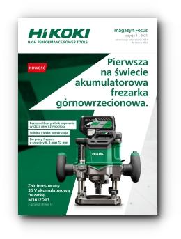 JESIEŃ 2021 - WIOSNA 2022 akcja promocyjna HiKOKI