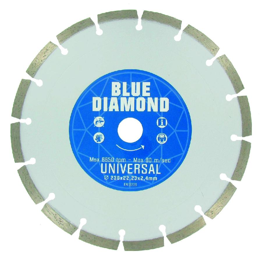 UNIVERSAL BLUE DIAMOND